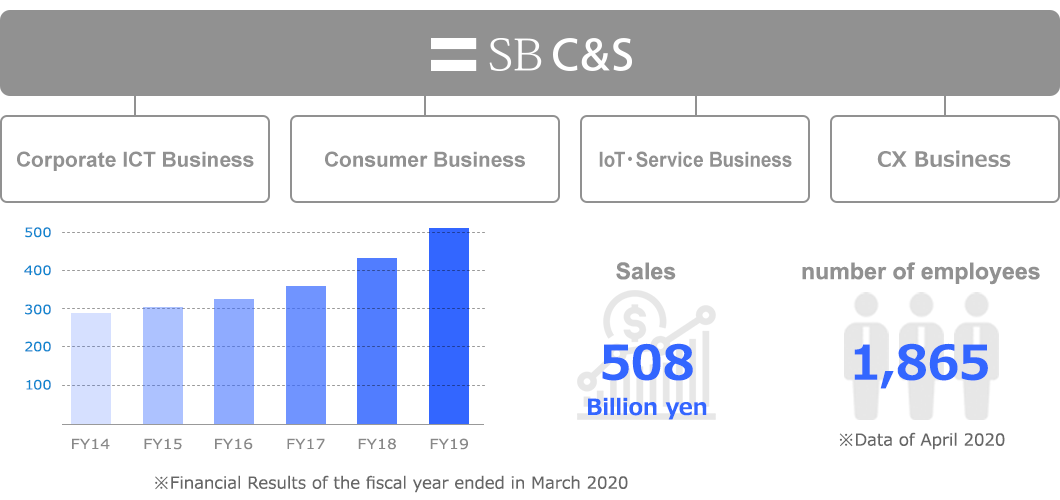 Business of SB C&S